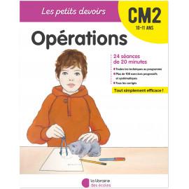 Pierre Tribouillard - Opérations CM2
