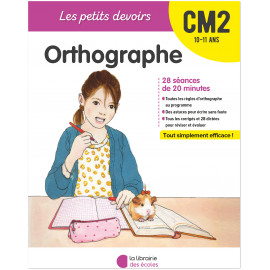 Marie Chardonnet - Orthographe CM2