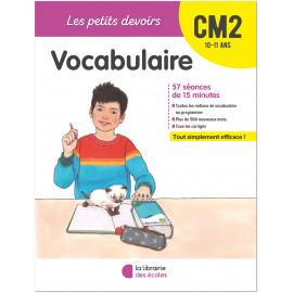 Elisabeth Spiering - Vocabulaire CM2