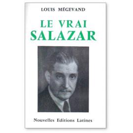 Louis Mégevand - Le vrai Salazar