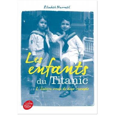 Elisabeth Navratil - Les enfants du Titanic