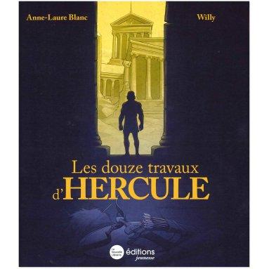 Anne-Laure Blanc - Les douze travaux d'Hercule