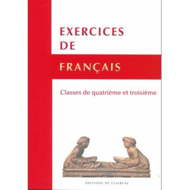 Exercices de Français 4° et 3°