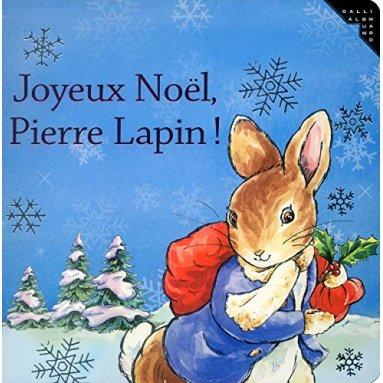 Beatrix Potter - Joyeux Noël Pierre Lapin