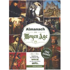 Françoise Surcouf - Almanach du Moyen Age