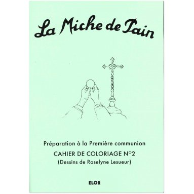 Christine de Baillencourt - La Miche de Pain carnet de coloriage 2