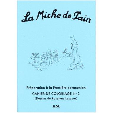 Christine de Baillencourt - La Miche de Pain carnet de coloriage 3