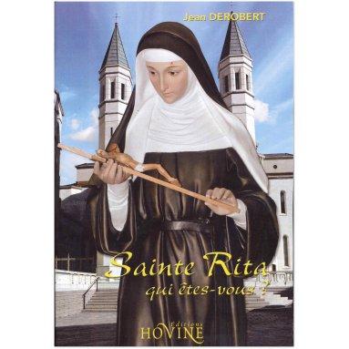 Père Jean Derobert - Sainte Rita qui êtes-vous ?