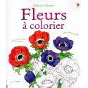 Fleurs à colorier