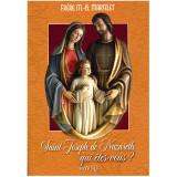 Saint Joseph de Nazareth qui êtes-vous ?