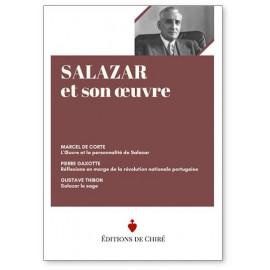 Marcel De Corte - Salazar et son oeuvre