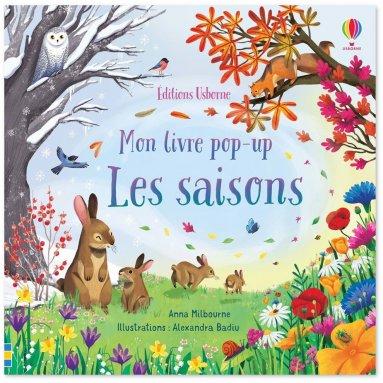 Anna Milbourne - Les Saisons