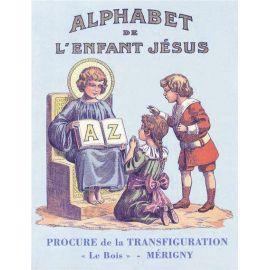 Alphabet de l'Enfant Jésus