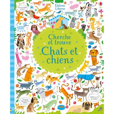 Kirsteen Robson - Chats et chiens