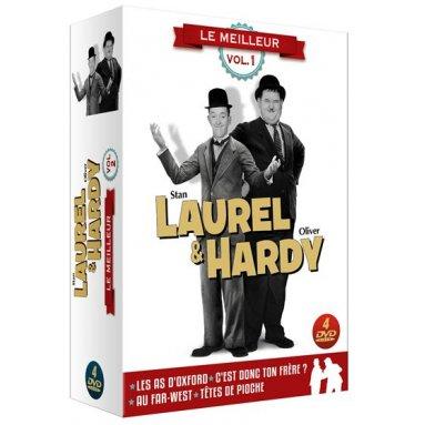 Laurel et Hardy le meilleur Volume 1