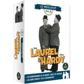 Laurel et Hardy le meilleur Volume 2