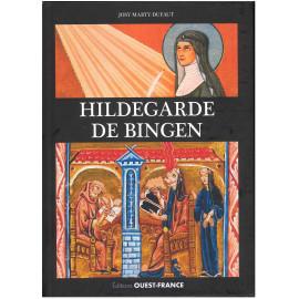 Josy Marty-Dufaut - Hildegarde de Bingen