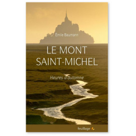 Emile Baumann - Le Mont-Saint-Michel heures d'automne