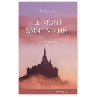 Emile Baumann - Le Mont-Saint-Michel heures d'hiver