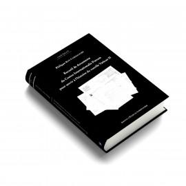 Philippe Roy-Lysencourt - Recueil de documents du Coetus Internationalis Patrum