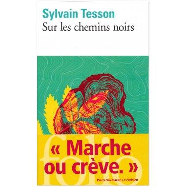 Sylvain Tesson - Sur les chemins noirs