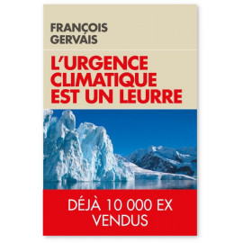 François Gervais - L'urgence climatique est un leurre