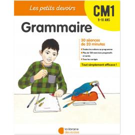 Marie Chardonnet - Grammaire CM1