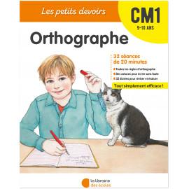 Marie Chardonnet - Orthographe CM1