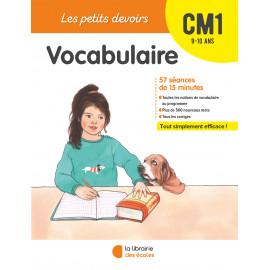 Elisabeth Spiering - Vocabulaire CM1