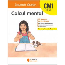 Vincent Fontaine - Calcul mental CM1