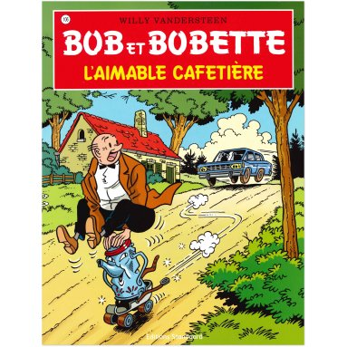Willy Vandersteen - L'aimable cafetière