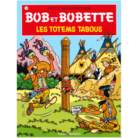 Willy Vandersteen - Les Totems Tabous