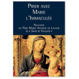 Prier avec Marie l'Immaculée