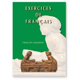Groupe de professeurs - Exercices de Français - 5ème