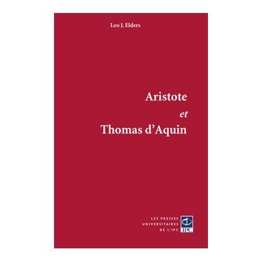 Père Léo Elders - Aristote et Thomas d'Aquin