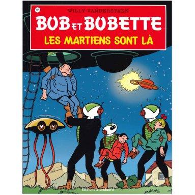 Willy Vandersteen - Les Martiens sont là