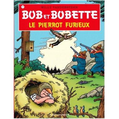 Willy Vandersteen - Le Pierrot furieux