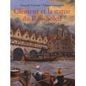 Clément et la statue du Roi-Soleil
