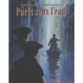 Paris sous l'eau