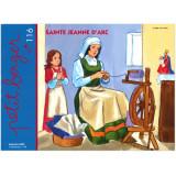 Sainte Jeanne d'Arc N°116