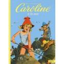 Caroline à la mer