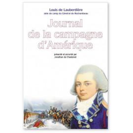 Comte Louis de Lauberdière - Journal de la campagne d'Amérique