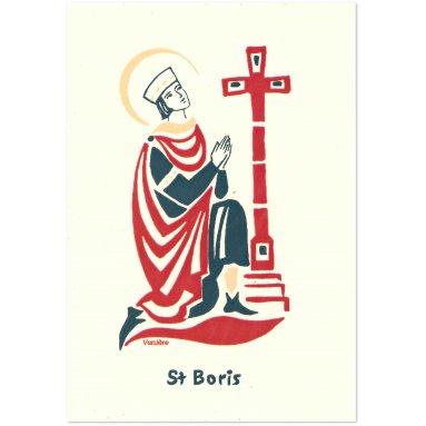Bénédictines de Vénières - Saint Boris