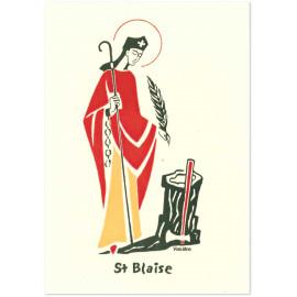 Bénédictines de Vénières - Saint Blaise