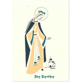 Bénédictines de Vénières - Sainte Berthe