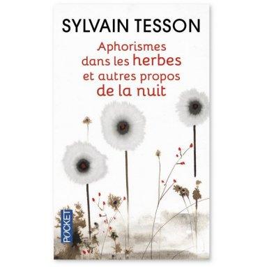 Sylvain Tesson - Aphorismes dans les herbes et autres propos de la nuit