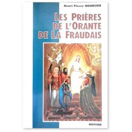 Henri Bourcier - Les prières de l'Orante de la Fraudais