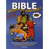 Bible - Album de coloriages