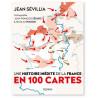 Une histoire de la France inédite en 100 cartes