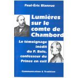 Lumières sur le comte de Chambord